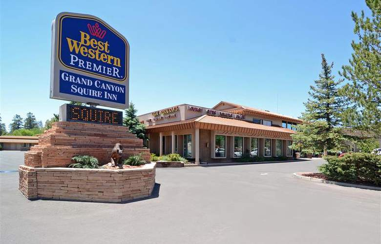 Best Western Premier Grand Canyon Squire Inn - Hotel - 18