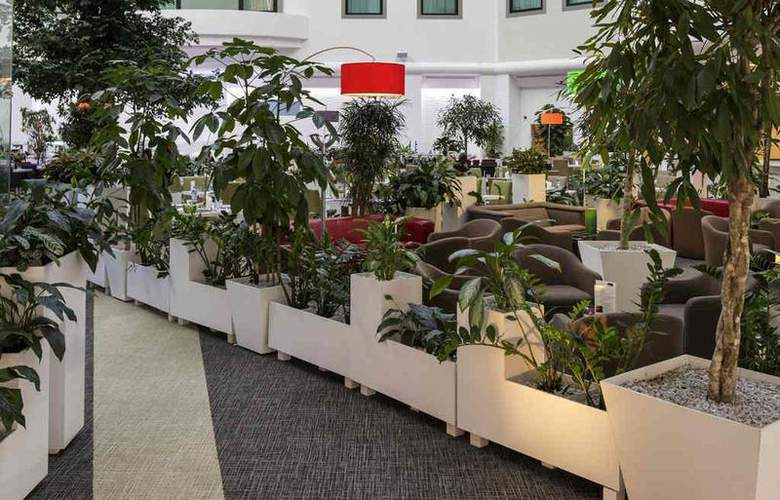 Novotel Moscow Sheremetyevo Airport - Restaurant - 50