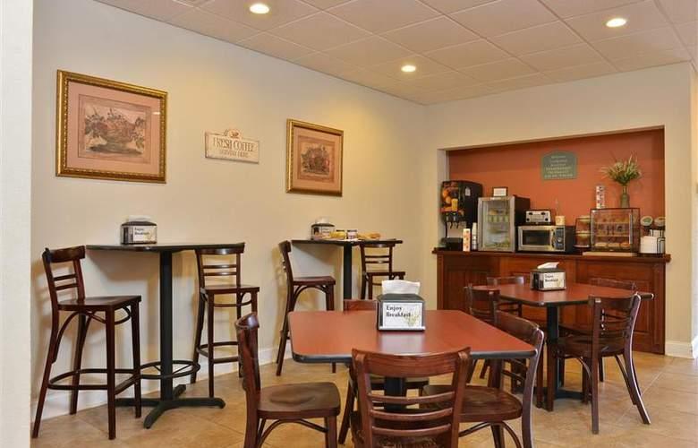 Best Western Lake Hartwell Inn & Suites - Restaurant - 61