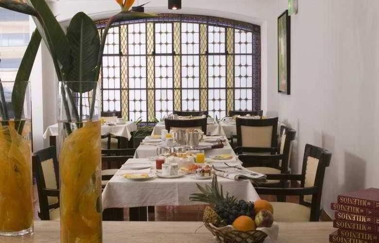 Belver Principe Real - Restaurant - 4