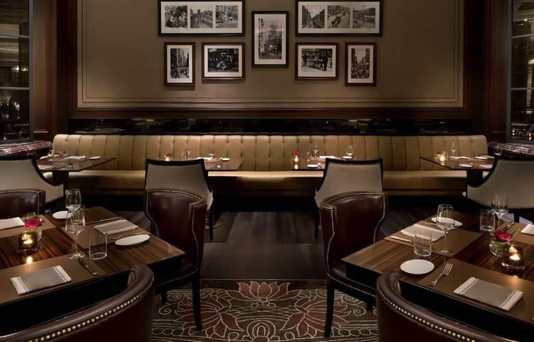 St. Regis Dubai - Restaurant - 5
