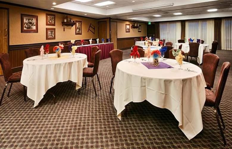 Best Western Landmark Inn - Conference - 126