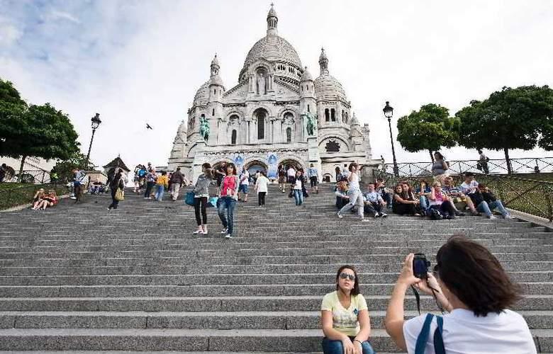 Jardins de Paris Montmartre - Hotel - 4