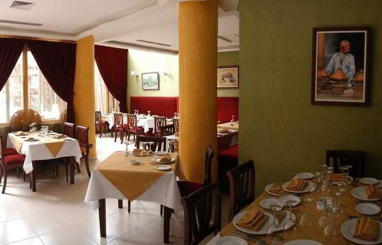 Le Caspien Marrakech - Restaurant - 5