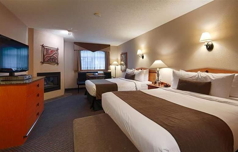 Best Western Plus Pocaterra Inn - Room - 125