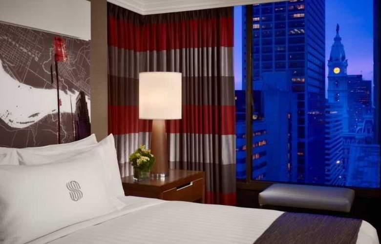 Sonesta hotel Philadelphia - Room - 8