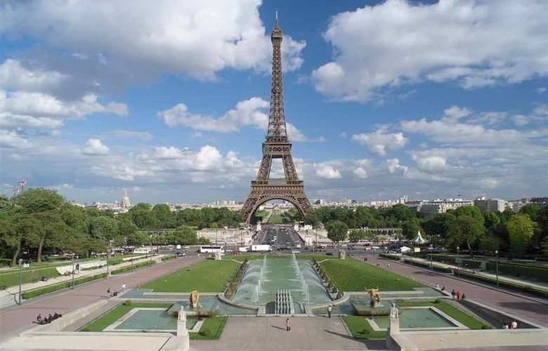 Mercure Paris Tour Eiffel Grenelle - Hotel - 39