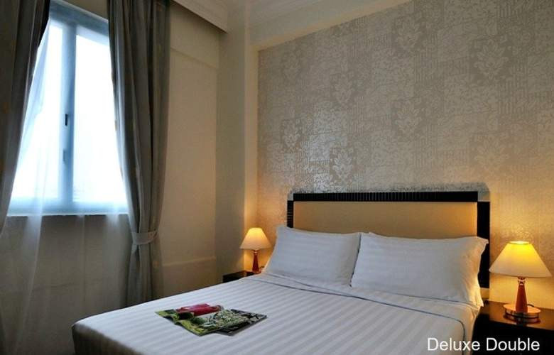 Santa Grand Aljunied - Room - 4