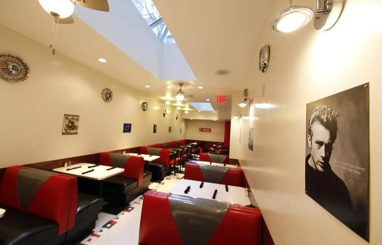 Holiday Inn NYC - Lower East Side - Restaurant - 28