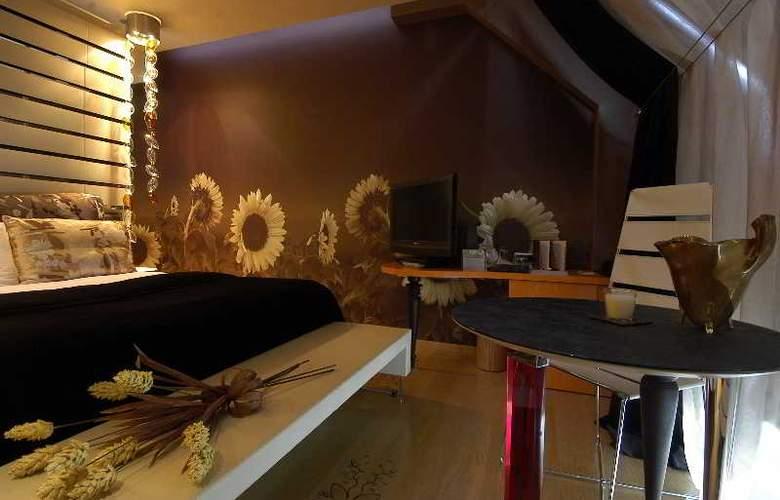 Les Fleurs Boutique Hotel - Room - 12