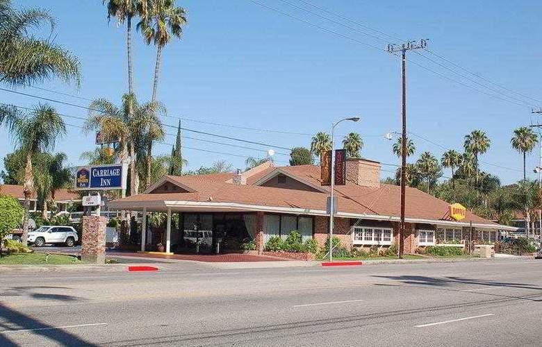 Best Western Plus Carriage Inn Sherman Oaks - Hotel - 1