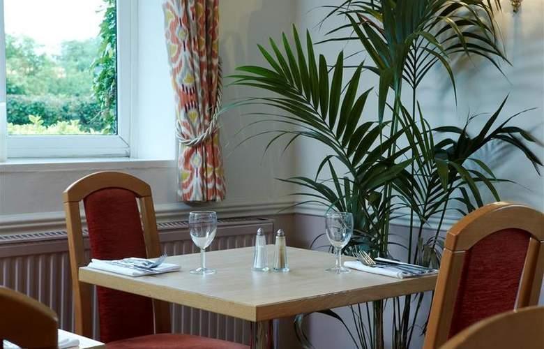 Best Western Consort Hotel - Restaurant - 99