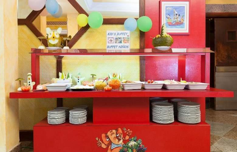 Apartamentos Globales Tamaimo Tropical - Restaurant - 25
