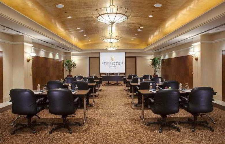 Grand Copthorne Waterfront - Hotel - 10