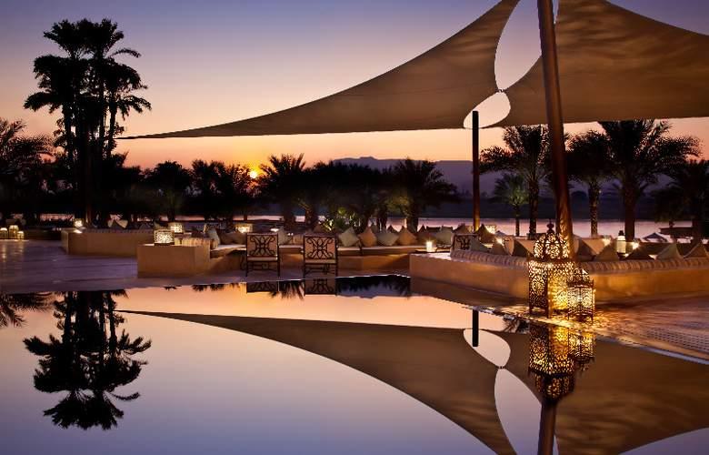 Hilton Luxor Hotel & Spa - Terrace - 21