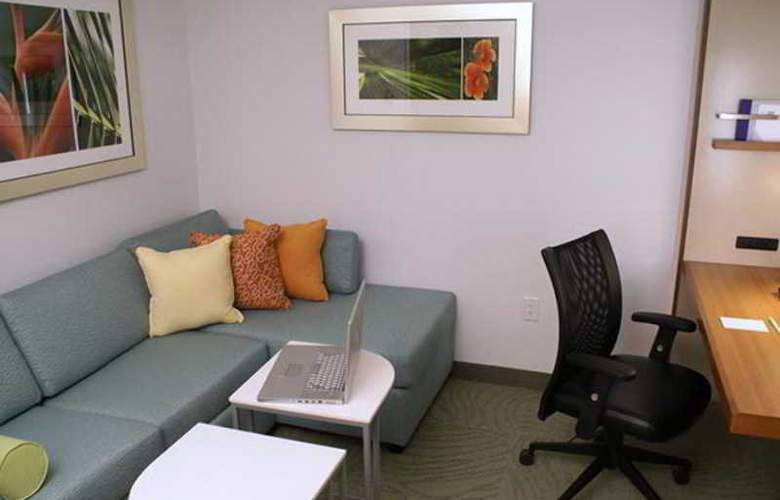 SpringHill Suites Miami Arts/ Health District - Room - 9