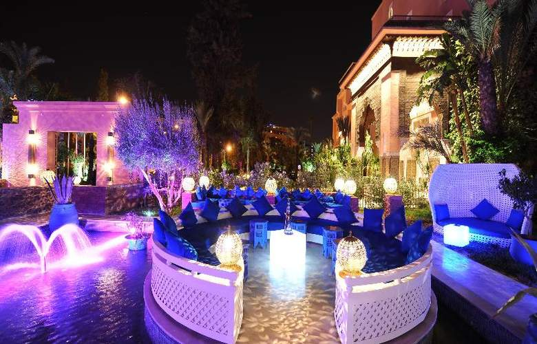 Sofitel Marrakech Lounge and Spa - Hotel - 10
