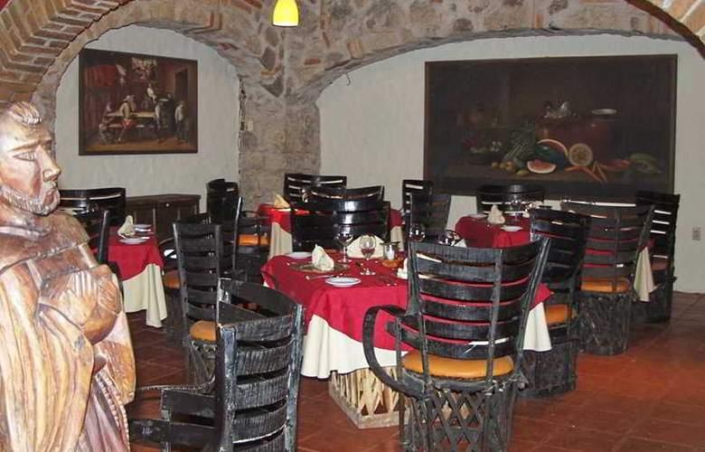 Hacienda Hotel & Spa - Restaurant - 8