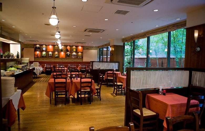 Takanawa Tobu Hotel - Restaurant - 23
