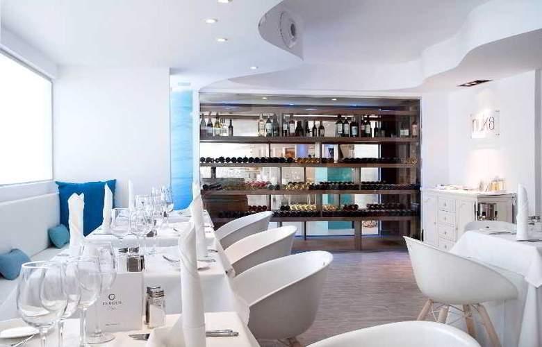Fergus Style Cala Blanca Suites - Restaurant - 11
