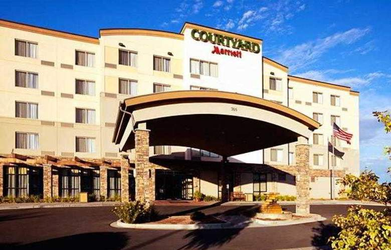 Courtyard Grand Junction - Hotel - 8