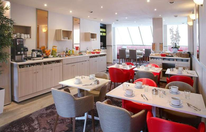 Mercure Perros Guirec - Restaurant - 112