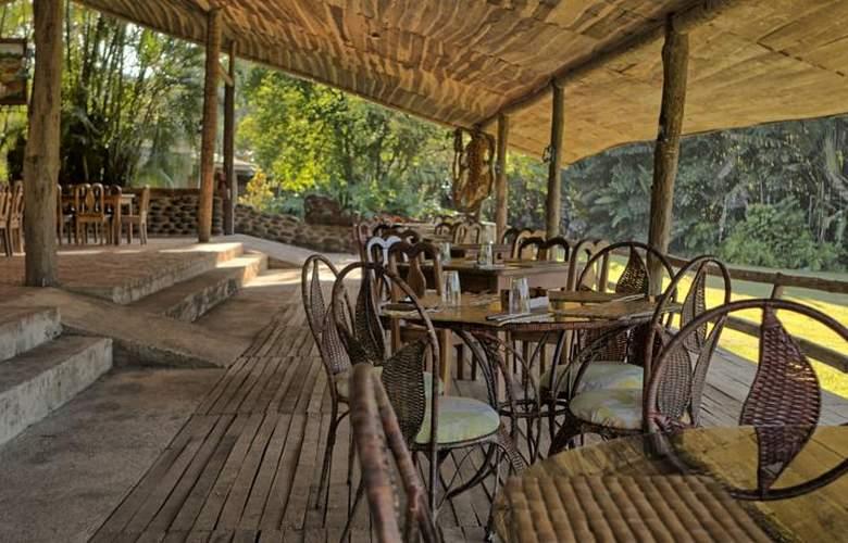 Sueño Azul Hotel Hacienda - Restaurant - 5