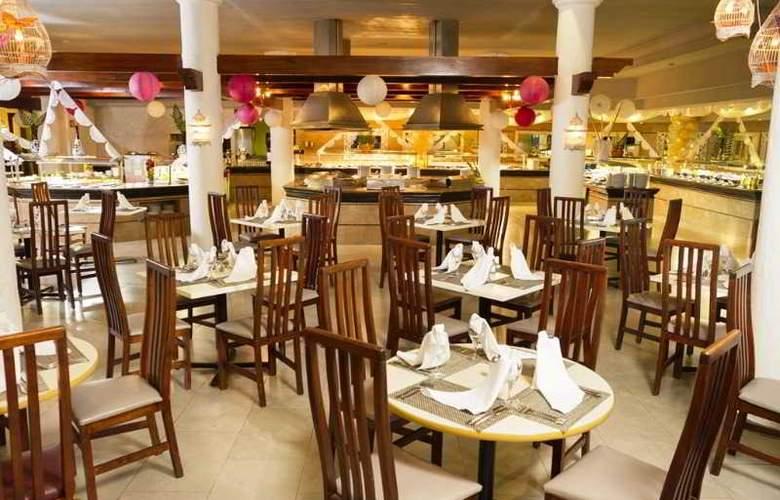 Sandos Playacar Beach Experience Resort - Restaurant - 23