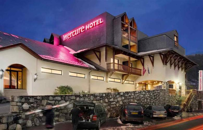 Mercure Saint Lary - Hotel - 53