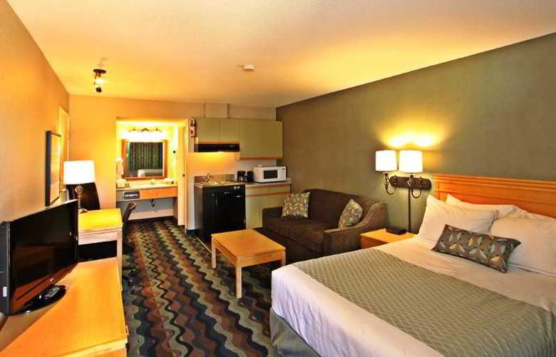 Accent Inn Kamloops - Room - 3