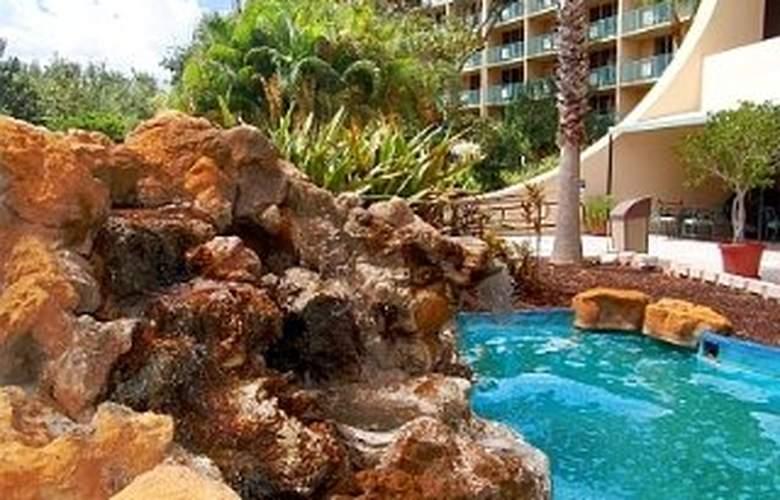 Orlando Grand Hotel - Pool - 3