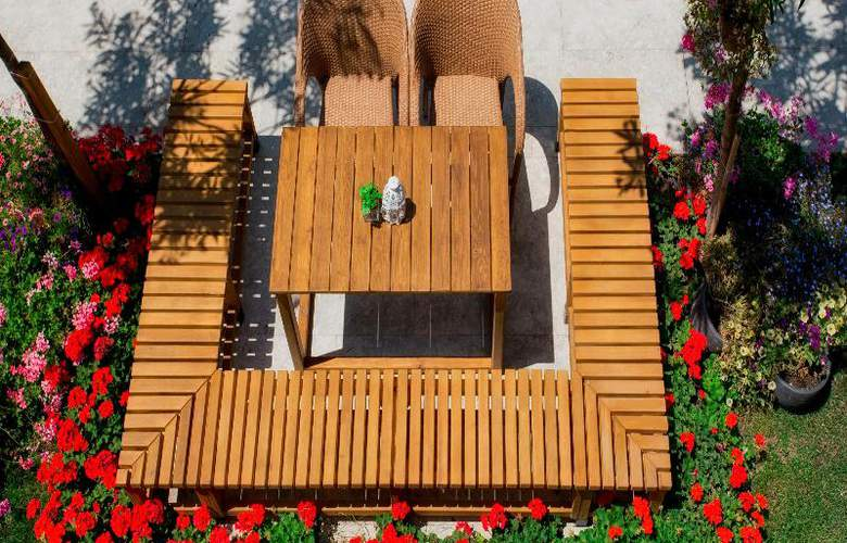 Sura Hagia Sophia Hotel - Terrace - 79