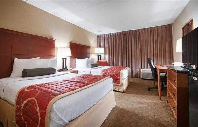 Best Western Charlotte Matthews - Hotel - 29