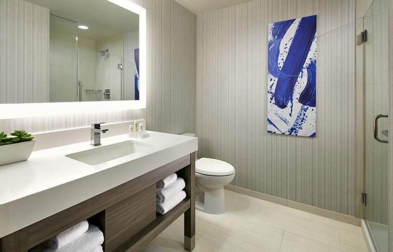 Hilton Garden Inn San Diego Downtown/Bayside - Room - 13