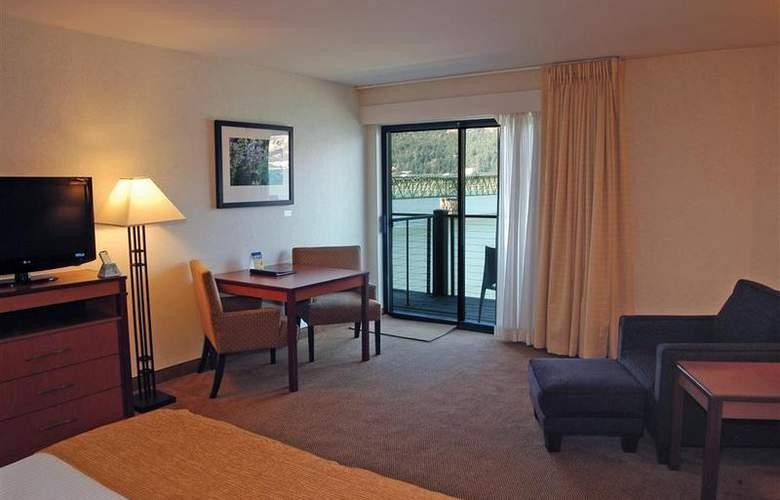 Best Western Plus Hood River Inn - Room - 88