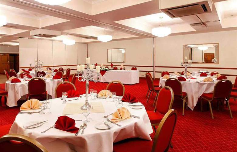 Mercure Chester North Woodhey House Hotel - Hotel - 22