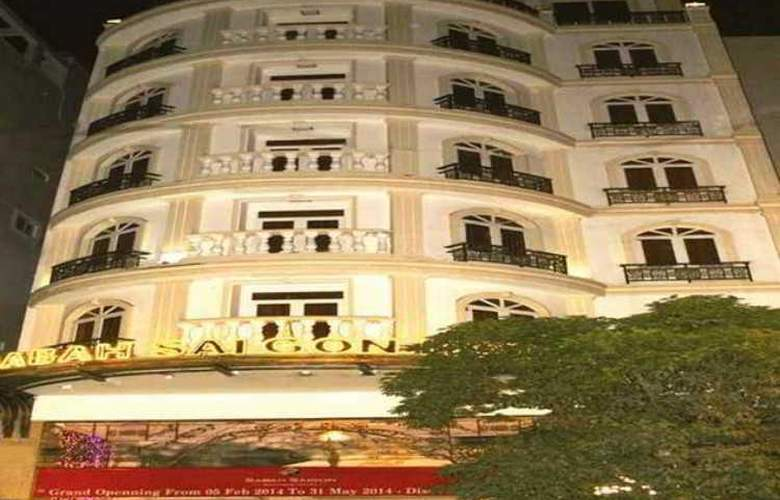 Sabah Saigon Boutique Hotel - Hotel - 0