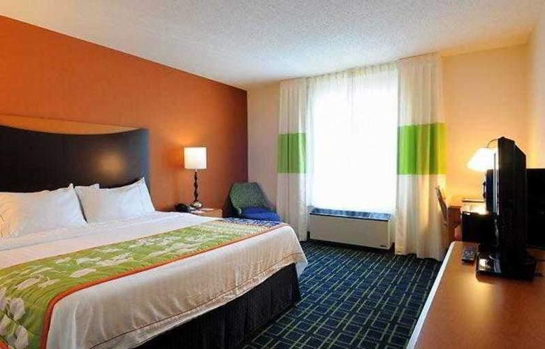 Fairfield Inn & Suites Frederick - Hotel - 5
