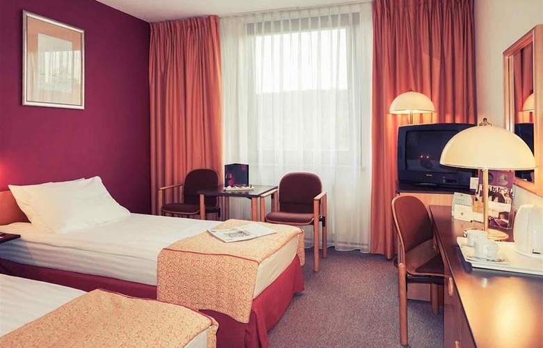 Mercure Jelenia Gora - Room - 12