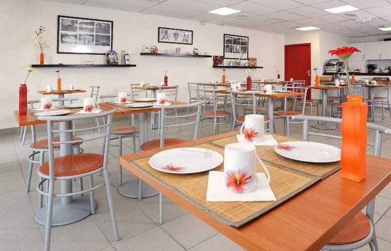 Sejours & Affaires Nantes La Beaujoire - Restaurant - 2
