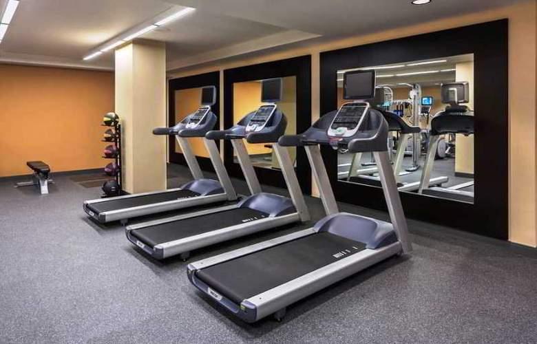 Hilton Garden Inn Atlanta Midtown - Sport - 4