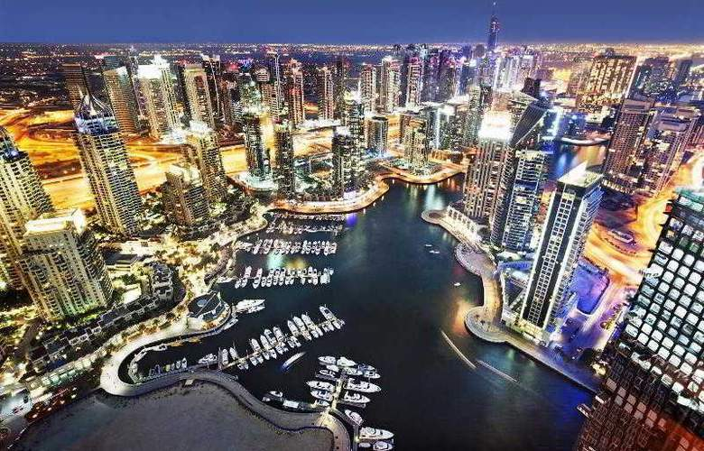 Four Points by Sheraton Sheikh Zayed Road - Hotel - 26