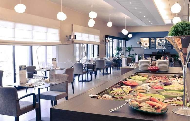 Mercure Auxerre Nord - Restaurant - 58