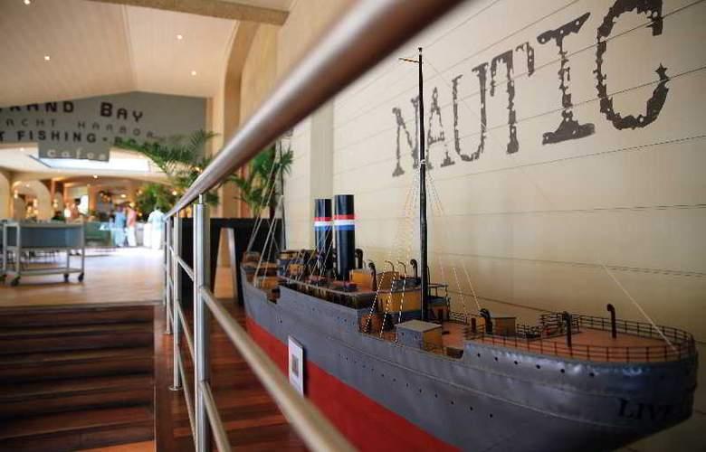 Mauricia Beachcomber Resort & Spa - Restaurant - 38