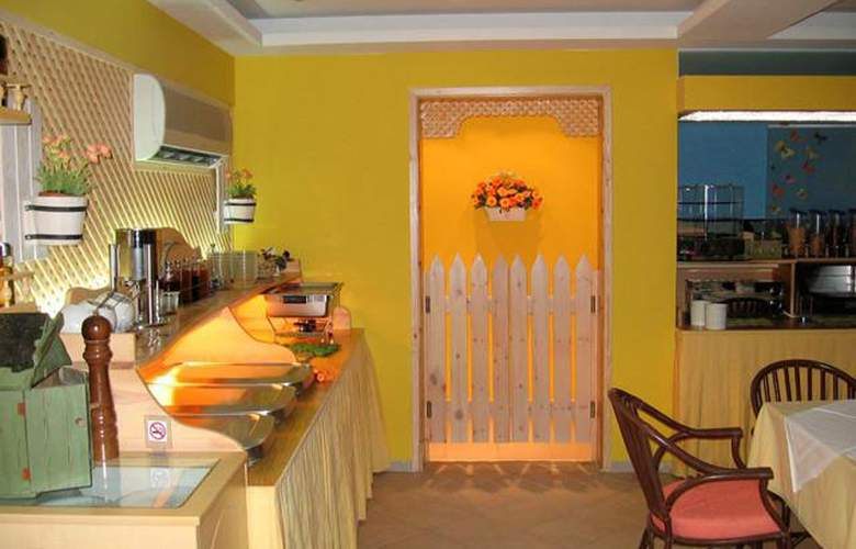 Elmi Suites - Restaurant - 23