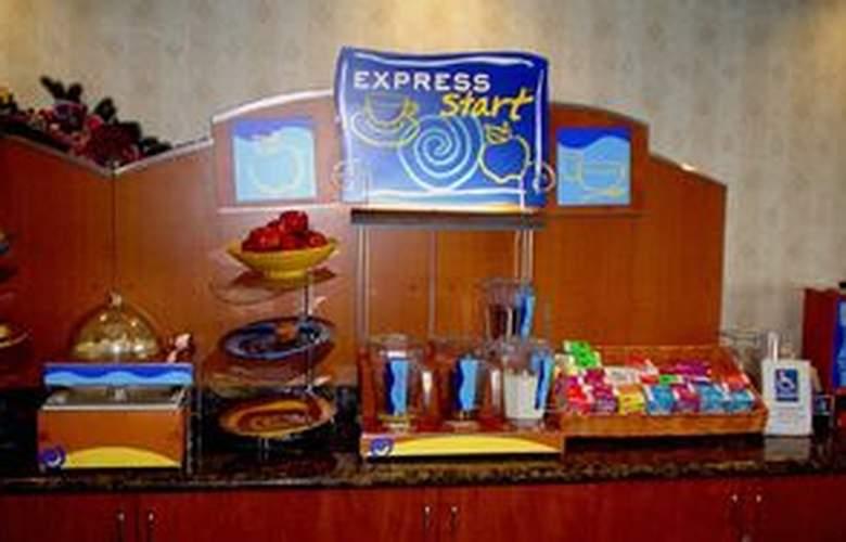 Holiday Inn Express Bakersfield - Restaurant - 15