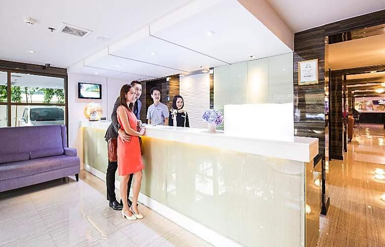 Aspen Suites Sukhumvit 2 by Compass Hospitality - General - 8