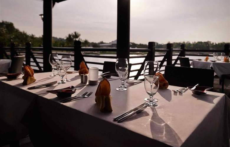 Pullman Putrajaya Lakeside - Restaurant - 90