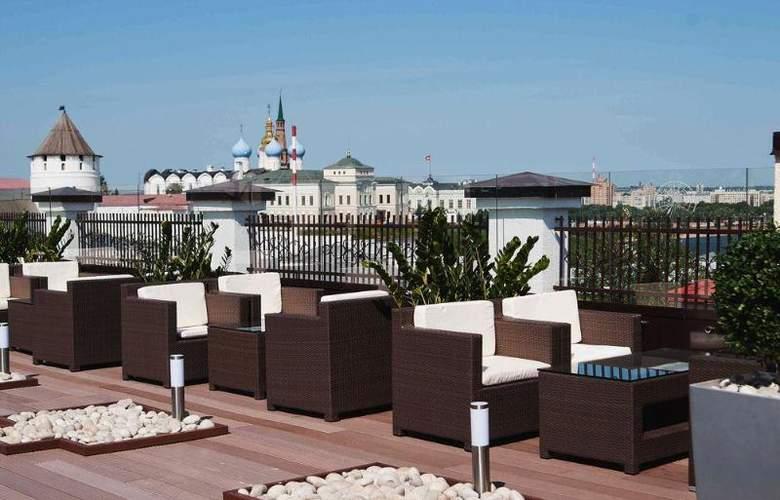 Center Hotel Kazan Kremlin - Terrace - 15