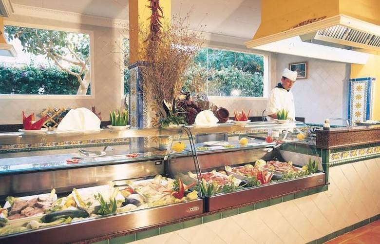 diverhotel Nautilus Roquetas - Restaurant - 12